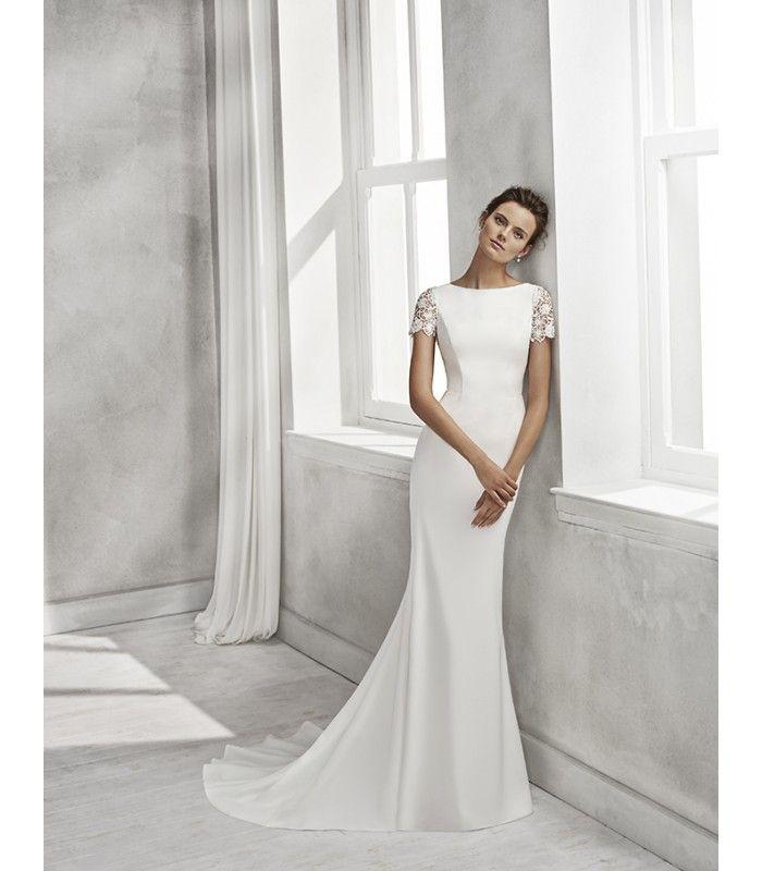 Vestido de novia HAMLET - LUNA NOVIAS
