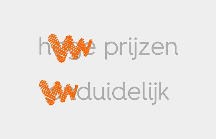 Gloww - Opbouw logo   by Skinn Branding Agency