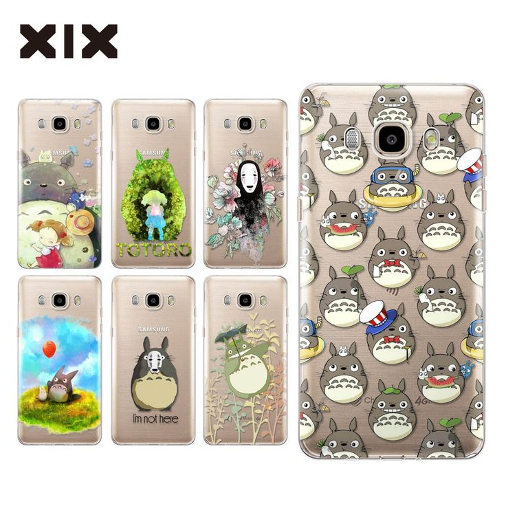 For coque Samsung A5 2016 Totoro hard PC cover for fundas Samsung Galaxy A5 2016 fashion for capa Samsung Galaxy A5 2016 case
