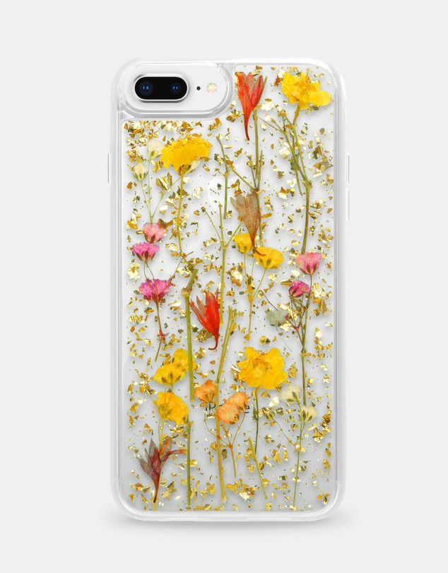 big sale 0abf3 42125 Luxe Pressed Flower Case for iPhone | Wallpapers for IPhone in 2019 ...