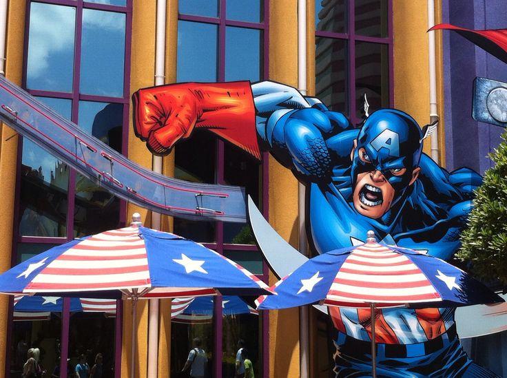 Marvel Fan Must-Dos at Universal Orlando