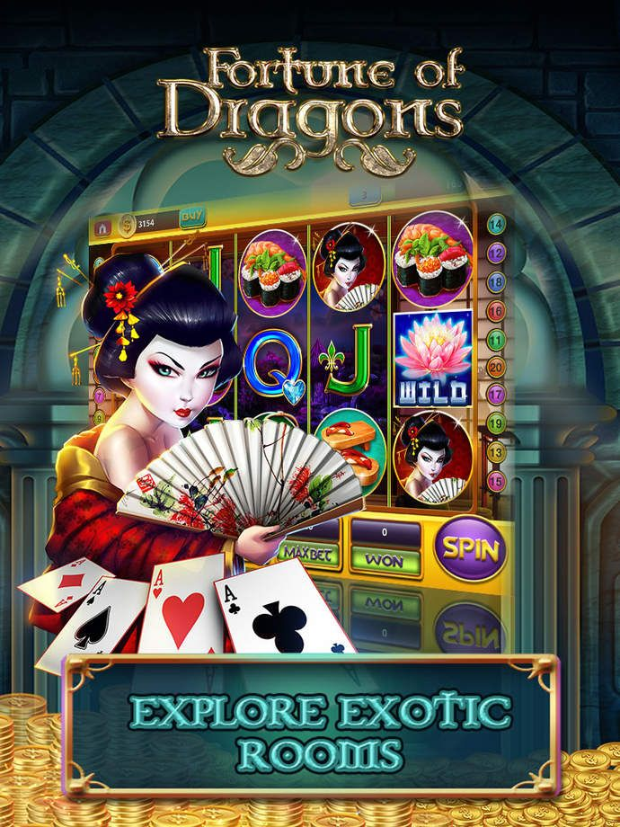 Slots Fortune of Dragons: Vikings Gambling Den - Lucky 777 Vegas Slot-Machines - iOS Store Store Top Apps | App Annie