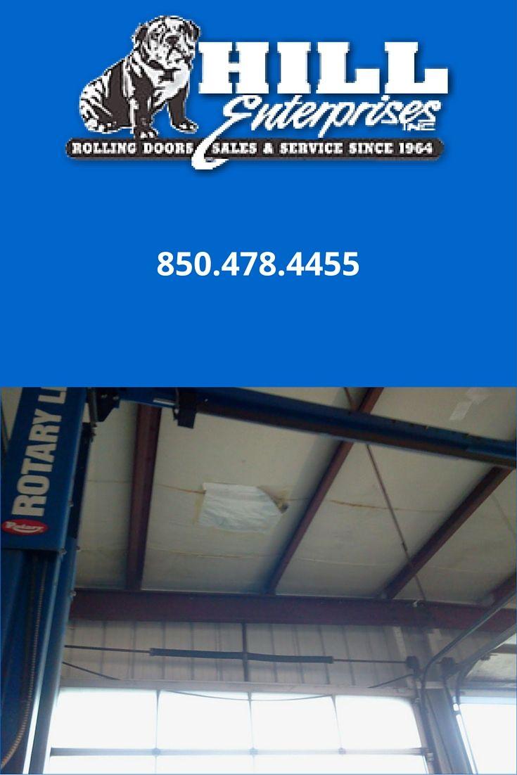 After   Pep Boys Repair Of Broken Spring On Garage Door  Http://hillenterprises.net/rolling Doors | #RollingDoorRepair #Pensacola |  Pinterest