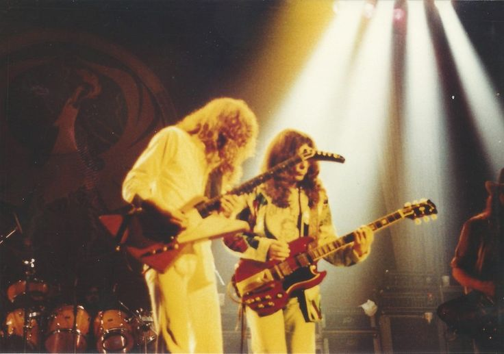 Allen Collins & Gary Rossington