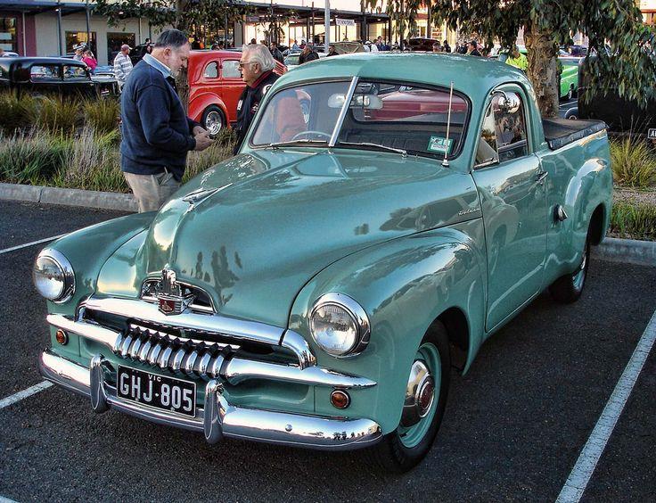 1953 FJ Holden | Australian cars, Holden australia, 60s ...