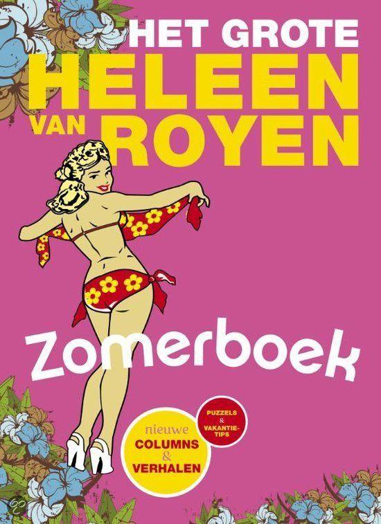 Het grote Heleen van Royen zomerboek