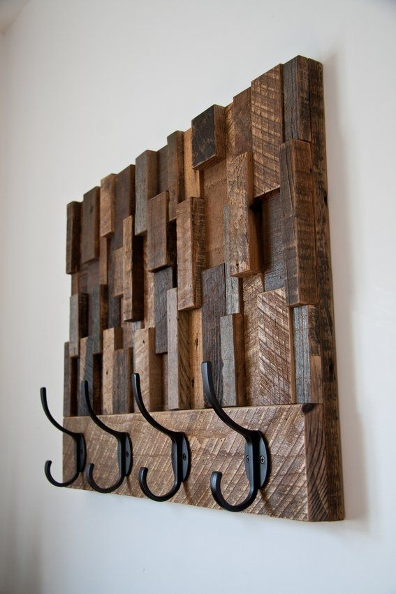Custom Made Coat Rack Reclaimed Wood Art When you actually are seeking for fantastic suggestions on working with wood, then http://www.woodesigner.net can help!