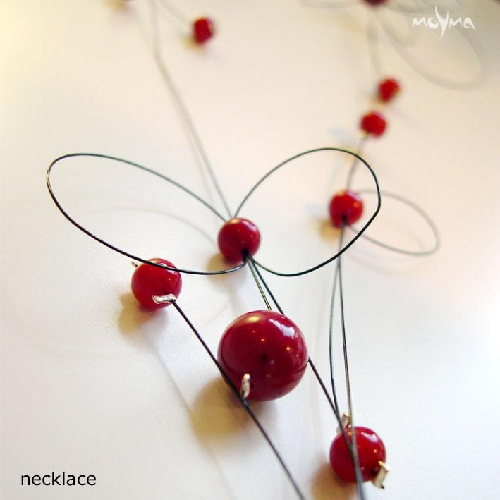 Corab Orbit Long Necklace