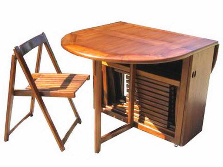 Extraordinary Folding Dining Room Table With Chairs