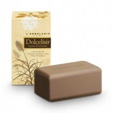 Dolcelisir illatú szappanmentes szappan - Rendeld meg online! Lerbolario Naturkozmetikumok http://lerbolario-naturkozmetikumok.hu/kategoriak/testapolas/szappanok