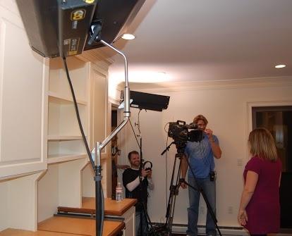 HGTV Bedford NY, HGTV Filming Katonah, HGTV Bedford, HGTV Justin Pieragostini