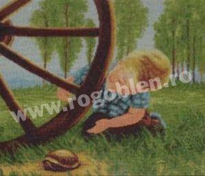 Cod produs 2.83 Bucurie de copil Culori: 28 Dimensiune: 24 x 24cm Pret: 58.03 lei