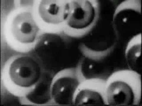 Walter Ruttmann - Lichtspiel Opus 1,2,3,4 -The first abstract film screened publicly - 27 April 1921 - YouTube