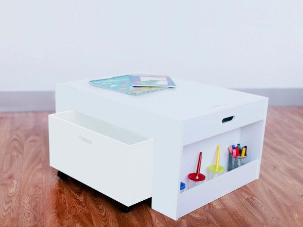 Mocka Kids Activity Table White