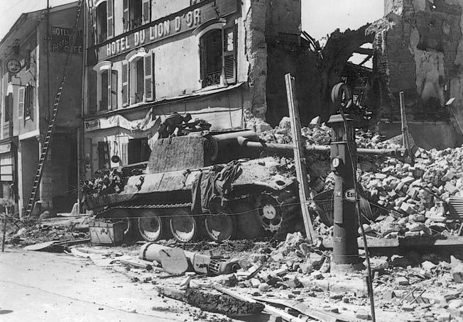 For the men of the 45th, the end of the battle did not mean the end of the war. There were still hundreds of miles to go, from Meximieux to the German-held Maginot Line and, across the border, the Westwall, or Siegfried Line, where terrible fighting would take place at the end of 1944