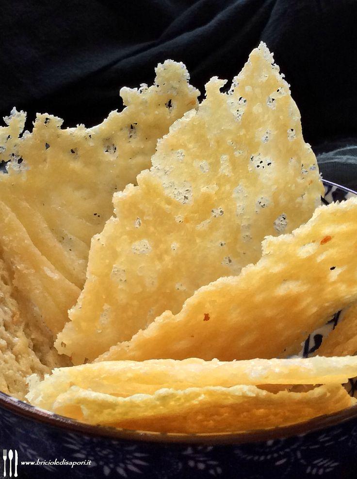 Carciofi in insalata con cialde di Parmigiano Reggiano