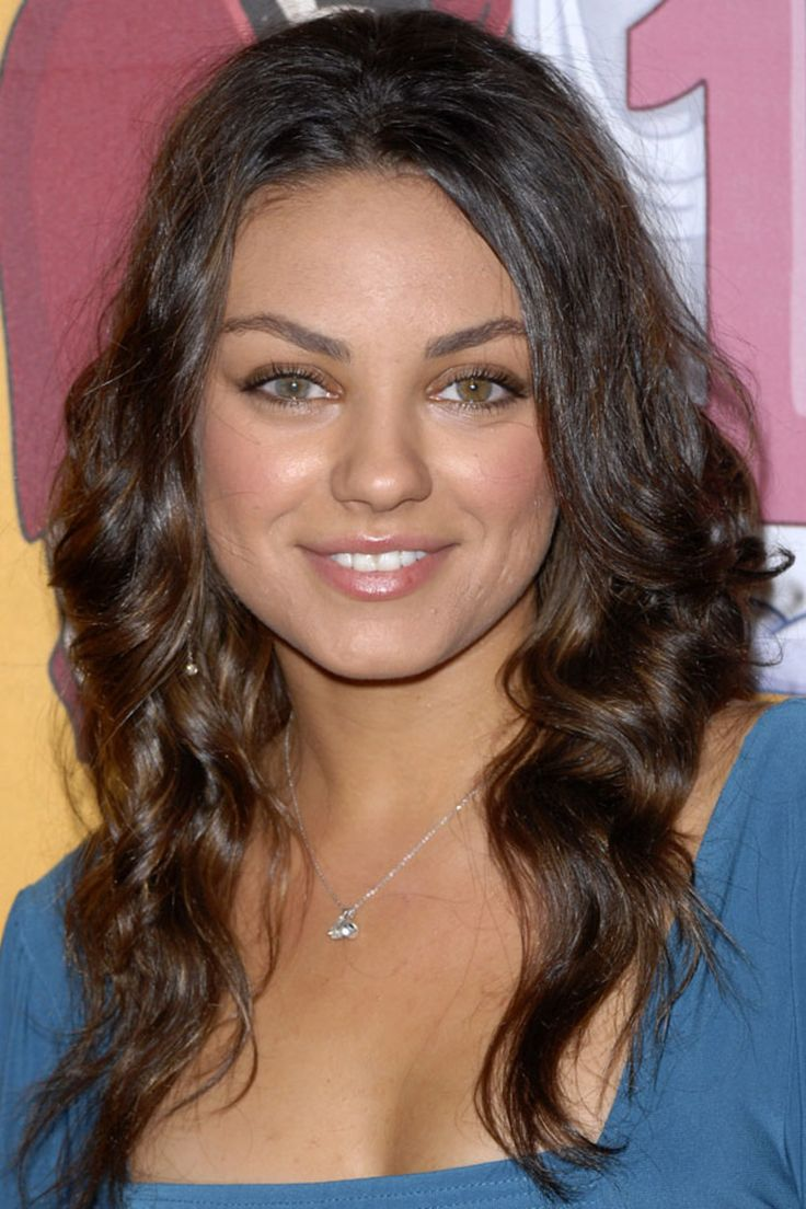 Mila Kunis, Before and After   Beautyeditor