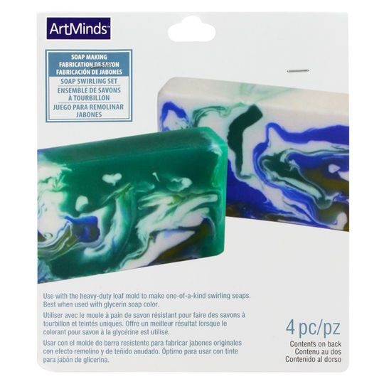 Soap Swirling Set by ArtMinds™
