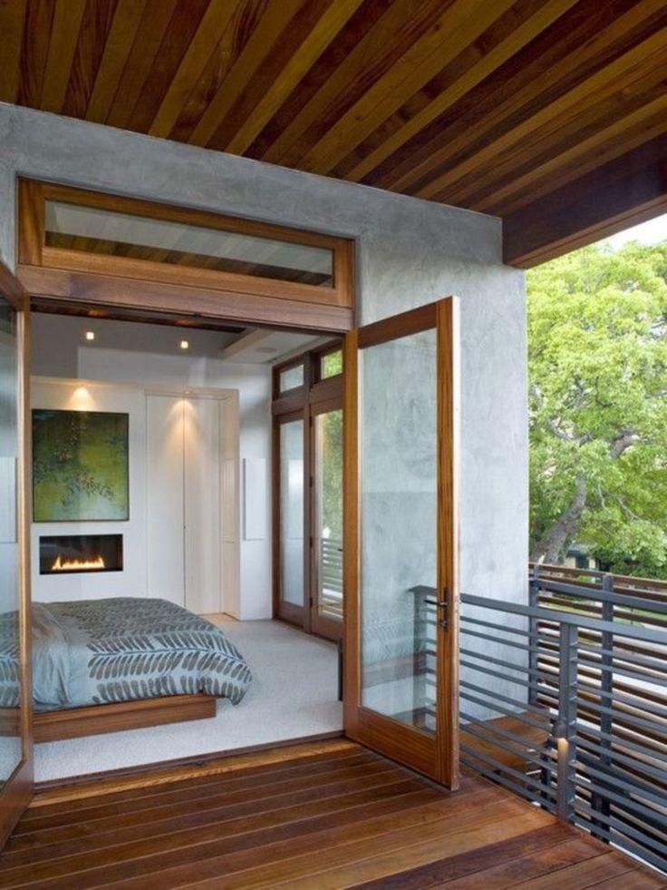 42 Amazing Slidding Doors Designs Ideas Using Wood