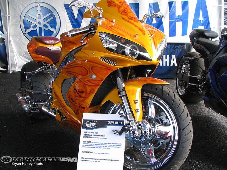 roaring toys yamaha R1 | 2008 Daytona Bike Week Picture 3 of 89 - Motorcycle USA