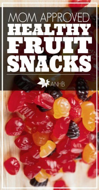 Mom Approved Healthy Fruit Snacks? I need these in my life!