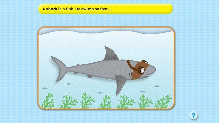 Make your own shark rhyme - English (F,1,2)