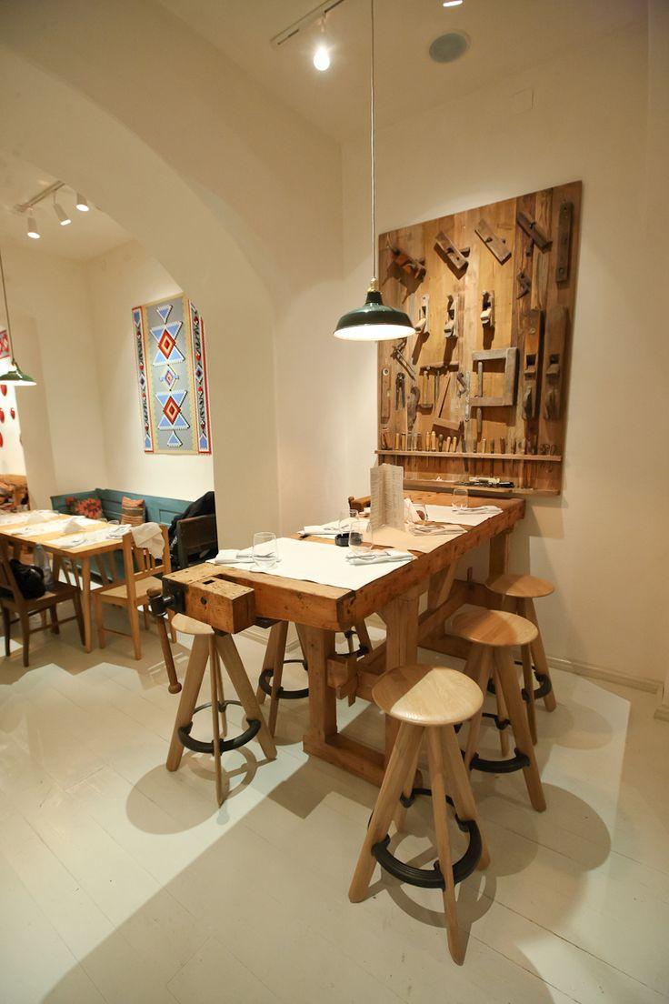 carpenter table