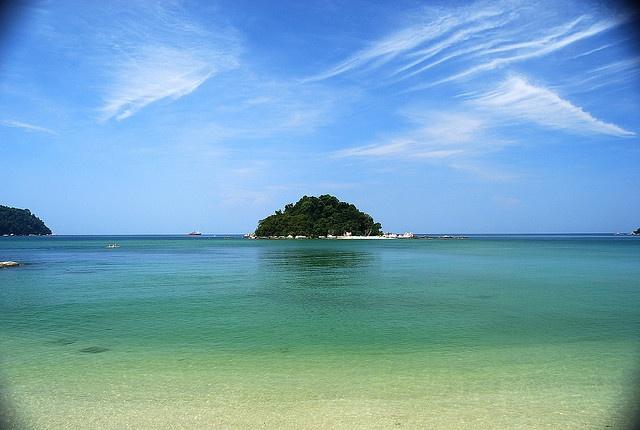 Teluk adalah tubuh perairan yang menjorok ke daratan dan dibatasi oleh daratan pada ketiga sisinya. Oleh karena letaknya yang strategis, teluk banyak dimanfaatkan sebagai pelabuhan.[1] Teluk adalah kebalikan dari tanjung, dan biasanya keduanya dapat ditemukan pada suatu garis pantai yang sama.