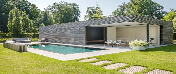 Een Design Zwembad in uw tuin? Doe beroep op dé zwembadspecialist!