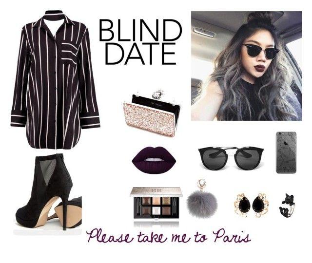 """Black is the new black"" by viviendodesilencios on Polyvore featuring moda, Boohoo, ALDO, Prada, Miss Selfridge, Bounkit y Givenchy"
