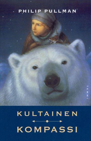 Kultainen kompassi (Universumien tomu, #1) - Philip Pullman