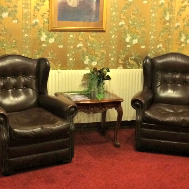 Berida Hotel Bowral Southern Highlands NSW guest seating area before