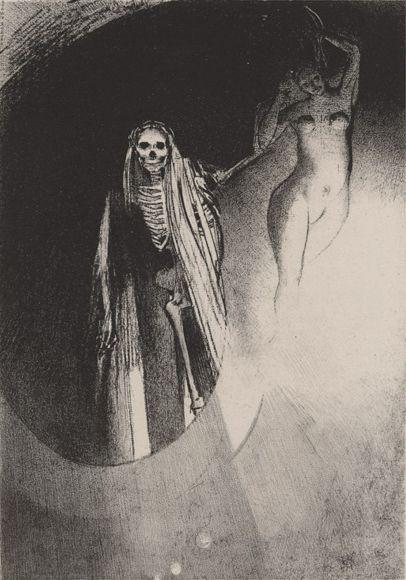 "Morbid Anatomy: ""The Angel of the Odd: Dark Romanticism from Goya to Max Ernst,"" Musée D'Orsay, Paris; Through June 9, 2013"
