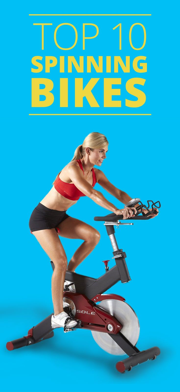Exercise bikes have become the go-to for home fitness. These best rated spin bikes get the job done:  http://www.comparaboo.com/spinning-bikes?origin=googled2