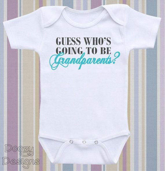 Baby Onesie 174 Pregnancy Announcement Onesie 174 Pregnancy