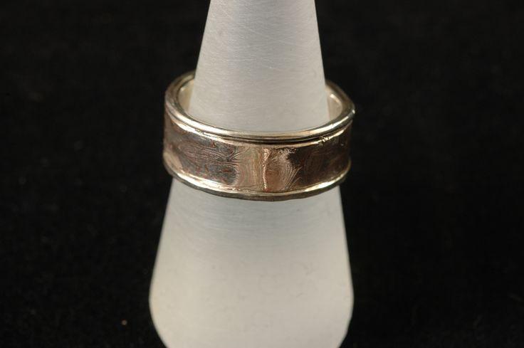 mokume ring