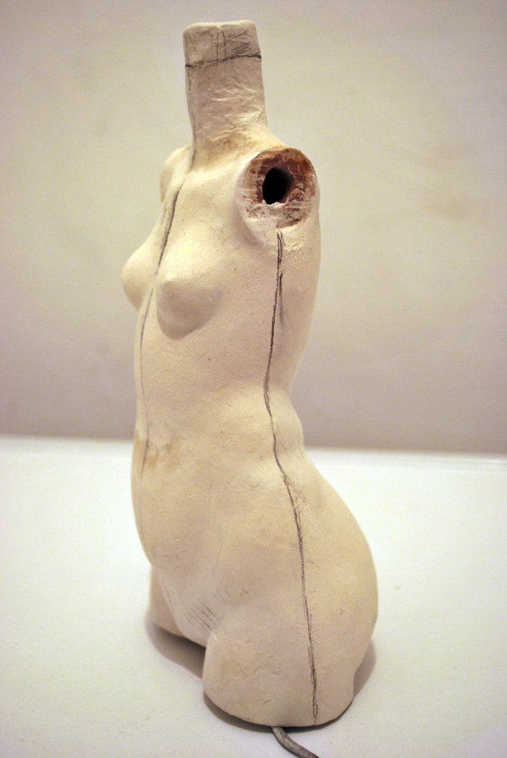 WIP Salome: Building a torso by FreakStyleBJD on deviantART