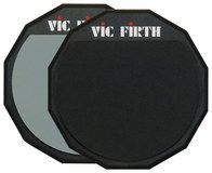 Vic Firth - Double-Side Rubber Drum Pad - Black