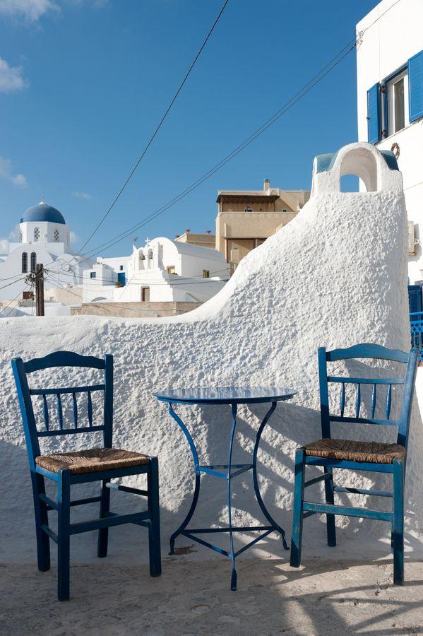 Pyrgos Kallisti, Santorini, Greece