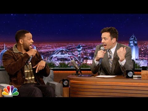 Will Smith And Jimmy Fallon Re-Made A Hip-Hop Classic On An iPad App