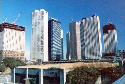 西新宿(1980年)