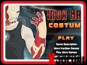 jocuri iron man costume