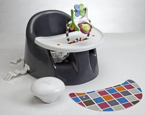 Prince Lionheart bebePOD Flex Plus Baby Seat, Charcoal Grey by Prince Lionheart, http://www.amazon.com/dp/B005ZBHYGW/ref=cm_sw_r_pi_dp_ks.Prb00R7CX0