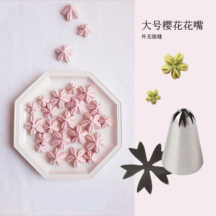 #2F Large Size Cherry Blossoms Decorating Tip Icing Nozzle Stainless Steel Seamless Icing Nozzle Cake Decorating Tools Bakeware #>=#>=#>=#>=#> Click on the pin to check out discount price, color, size, shipping, etc. Save and like it!