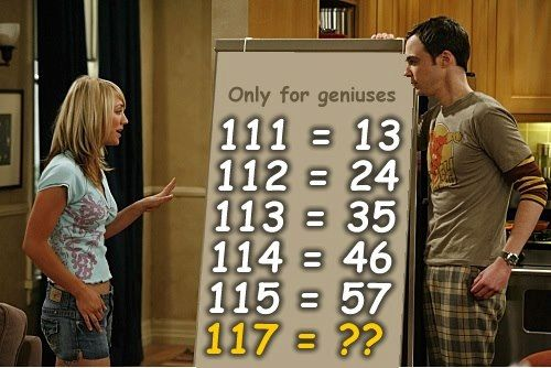 Solve if you are a genius!
