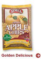 Seneca Golden Deliculous Apple Chips