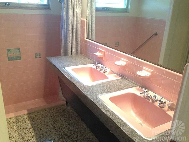 25 Best Pink Bathroom Ideas Images On Pinterest