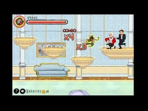 Un show mas - pelea de puños (Game Cartoon network) - http://movies.chitte.rs/un-show-mas-pelea-de-punos-game-cartoon-network/