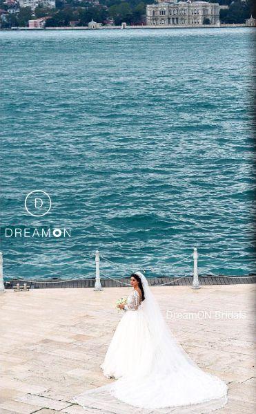 DreamON Tasarım atölyesi tarafından kendisi için tasarlanan couture gelinliği Gaziantep DreamON Gelini Aylin Kiruk Aydın'a çok yakıştı. Kendisine Eşi Orhan Aydın Bey'le bir ömür boyu mutluluklar dileriz. www.dreamon.com.tr #dreamon #dreamoncouture #couture #gelinlik #gelinlikmodelleri #abiye #nişanlık #kıyafet #dreamontasarımatölyesi #great #wedding #engagement #sketch #style #tarz #tasarım #fashion #gaziantep #picoftheday #moda #mutluluk #happy #objektiffotoğrafçılık #esmasultanyalısı…