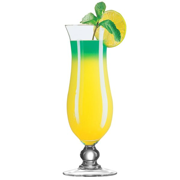 Hurricane Cocktail Glasses – pack of 6. 250 ml. By featuring elegant curves it's the perfect glass for fancy cocktails. Order at +353 (1) 687 5066
